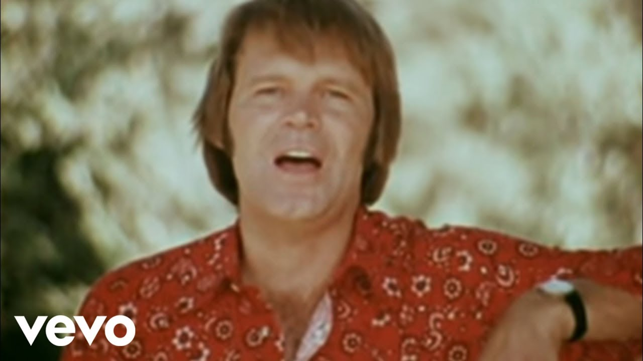 Glen Campbell , Rhinestone Cowboy (Official Video)