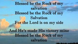 Blessed Be Rock Lyrics Design Lyn Alejandrino Hopkins