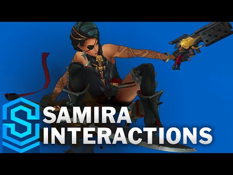 Samira Special Interactions