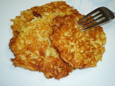 Kartoffelpuffer/Reibekuchen