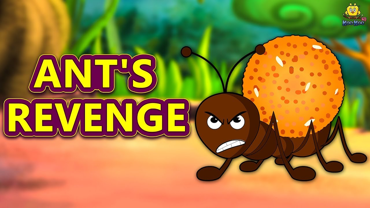 Ant's Revenge | Stories For Kids In English | Bedtime Stories | Moral  Stories For Kids