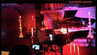 Concerto di Santo Stefano - Suoni d'inverno 2020/2021 - A. Bacchetti pianoforte, D. Bosco narratore