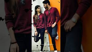 Nilavuku Nilavaga Nee Thondrinal...💕 Cute Couple Whatsapp Status 🎶