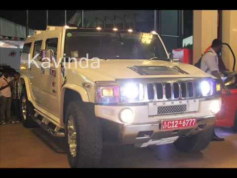 Hummer In Sri Lanka Wmv Youtube