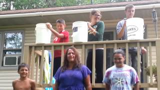Curtis Family ALS Ice Bucket Challenge