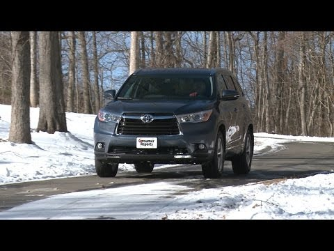 Talking Cars with Consumer Reports #29: Toyota Highlander and SUV crash tests | Consumer Reports