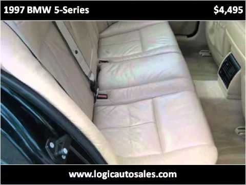 1997 BMW 5-Series Used Cars Solon OH