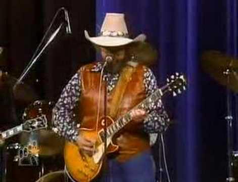 Charlie Daniels - Late 1970's - In America