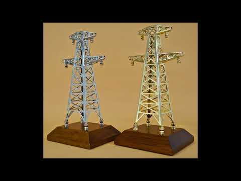 Gifts For Electricians Electricity Tower Awards