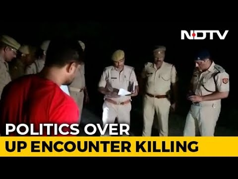 Row Over UP Police Encounter, Akhilesh Yadav To Meet 28-Year-Old's Family Today