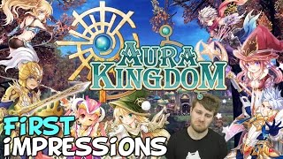 "Aura Kingdom First Impressions ""Is It Worth Playing?"""