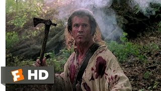 The Patriot (1/8) Movie CLIP - Tomahawk Massacre (2000) HD