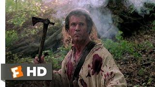 The Patriot 1/8 Movie Clip - Tomahawk Massacre 2000 Hd