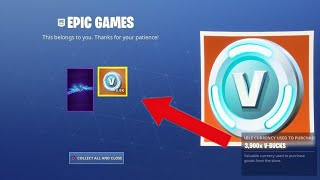 Fortnite gives Arcana glider with a BIG error | Players receive up to 30,000k V-Bucks