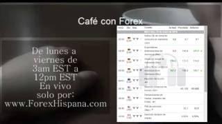 Forex con Café del 25 de Mayo 2016