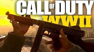 COD WWII... How Is It? First Impressions and First Matches!  (COD WWII Full Release)