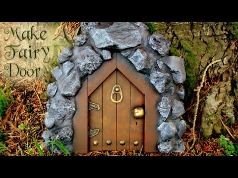 Make A Fairy Door