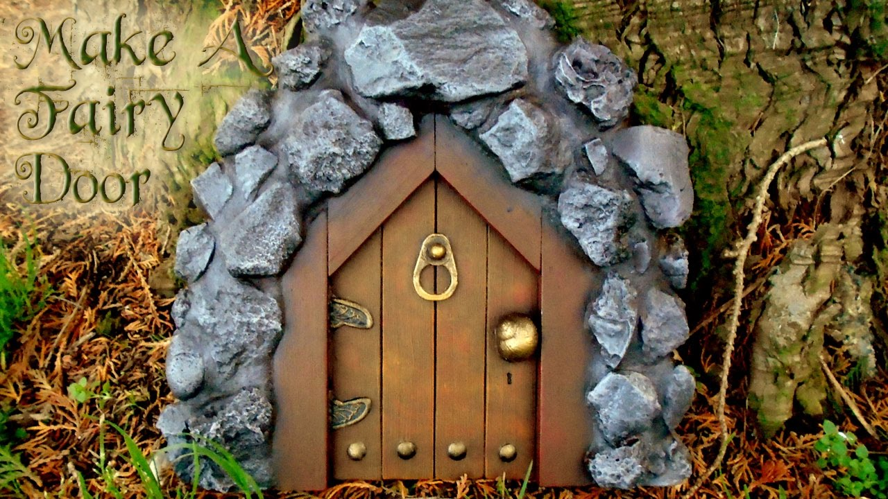 How to Make Fairy Doors How to Make Fairy Doors new images
