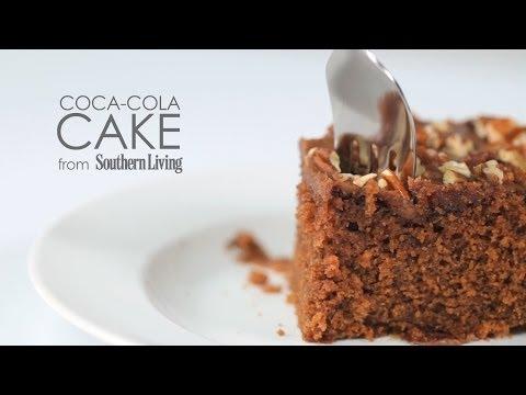 How to Bake Coca-Cola Cake | MyRecipes