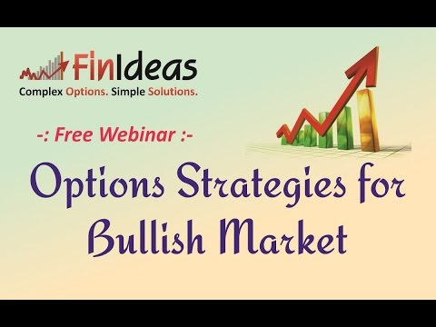 Best Options Strategies for Bullish Market | Free Webinar | FinIdeas