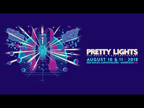 Pretty Lights Live @ Red Rocks  - Morrison, CO - 08/10/18