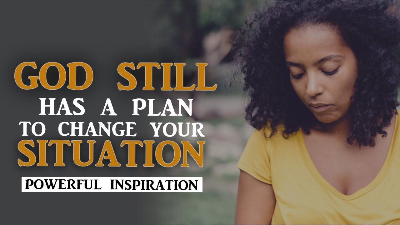 TRUST IN GOD'S PLAN FOR YOUR LIFE -  Inspirational & Motivatational video
