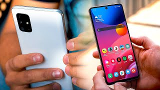 INTERMINABLE!! Galaxy M51 REVIEW