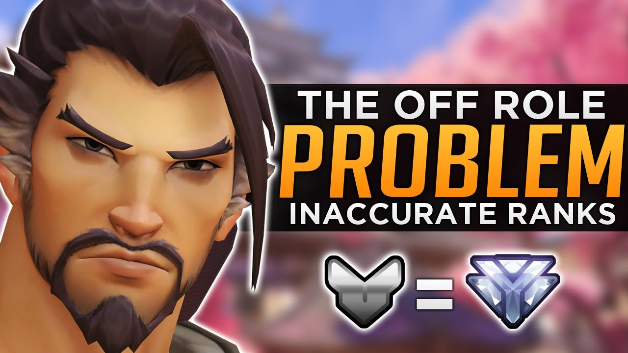 Overwatch: The Problem with Role Queue - Inaccurate Ranks