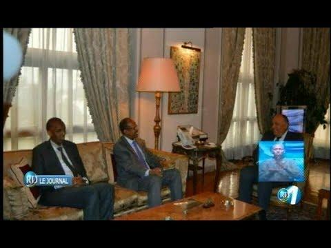 Télé Djibouti Chaine Youtube : JT Francais du 19/11/2017