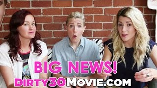 BIG DIRTY THIRTY NEWS! (coming to a theater near you?)