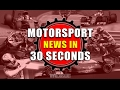 Motorsport news in 30 seconds 15th february 2017 mp3