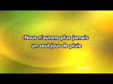 Karaoké Toi Et Le Soleil - Claude François *