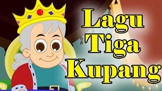 Lagu Kanak Kanak Bahasa Malaysia | Lagu Tiga Kupang
