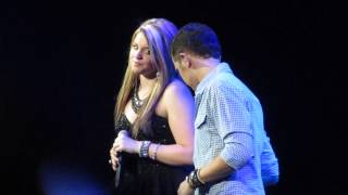 Scotty Mccreery Lauren Alaina When You Say Nothing At All 7-24-11 American Idol Tour Orlando, FL.mp3