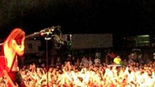 Underoath Aaron Gillespie Emergency Broadcast :: The End Is Near Backstage HQ