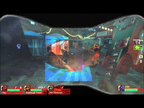 The RCO plays: Left 4 Dead 1&2 with MODS! - Carnivale de Crash