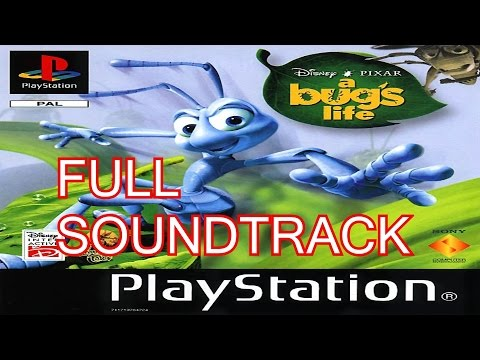 PSX - A Bugs Life: Full Soundtrack (Game rip)