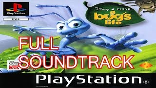 Video PSX - A Bugs Life: Full Soundtrack (Game rip) download MP3, 3GP, MP4, WEBM, AVI, FLV April 2018
