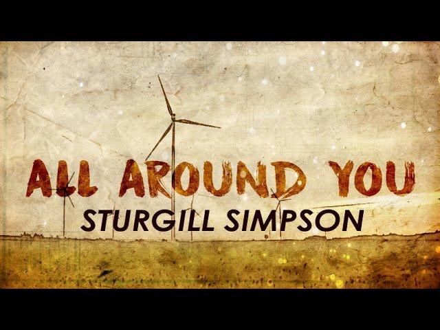 sturgill-simpson-all-around-you-lyrics-lyricstone