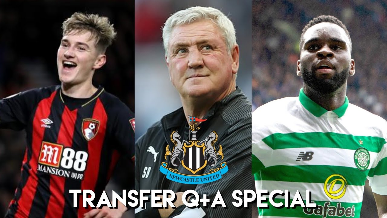 Download How to Turn Newcastle Into A Top 10 Side with sensible transfers | Q+A SPECIAL