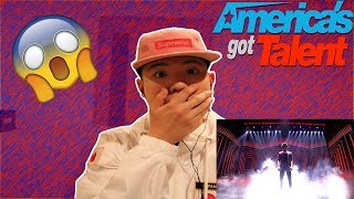 Shin Lim Incredible Magician Stuns With Card Magic | America's Got Talent 2018 | REACTION