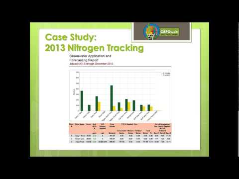 Using new technologies in Manure and Nutrient Management Webinar