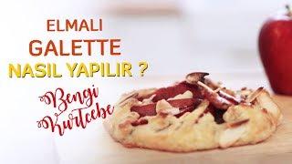 Bu videomda sizlere etkileyici bir Fransız tatlısı olan Elmalı Gale...