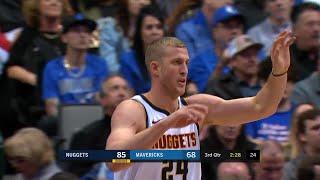 3rd Quarter, One Box Video: Dallas Mavericks vs. Denver Nuggets