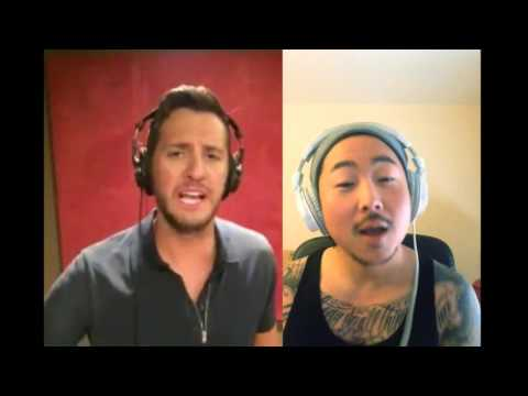 Play It Again - Luke Bryan   Lawrence Park Duet