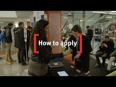 Cass MSc Programme - How to apply
