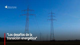 """""""Los desafíos de la transición energética"""""""