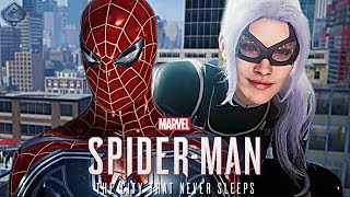 Spider-Man PS4 - New Black Cat DLC Details, Small Update on New Game Plus