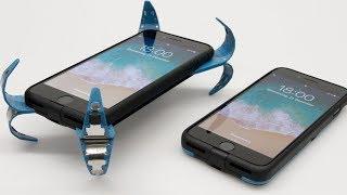 Этот Чехол Спасет Ваш Смартфон от Падений. iPhone на две SIM-карты. Google Duplex.