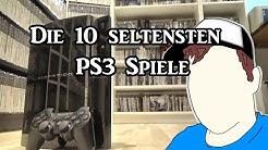 Die 10 seltensten & teuersten PlayStation 3 Spiele | Raketenjansel